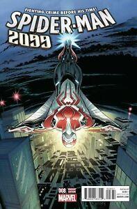 Spider-Man 2099 # 8 1:15 Variant Classic Cover RETAILER INCENTIVE NM GEMINI SHIP
