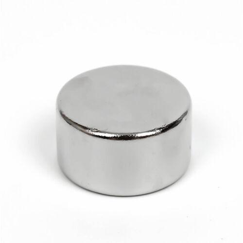 Premium 20mm x 10mm Large 20x10 Strong Neodymium Round Magnets Pack of 4