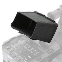New LCDHD16 Sun Shade Protector designed for Sony NEX-FS100 and Sony NEX-FS700.
