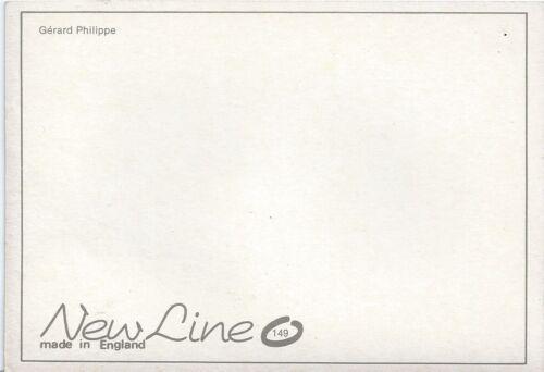 Postkarte Gerard Philippe CPM Postcard