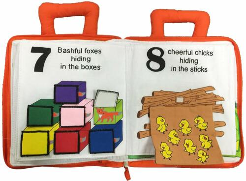 Child/'s First Counting Book by Pockets of Learning