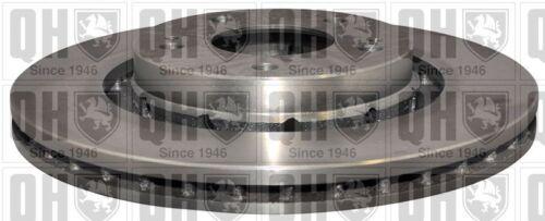 Genuine QH Disque de frein freinage partie ESSIEU AVANT MITSUBISHI CITROEN PEUGEOT Bdc5448