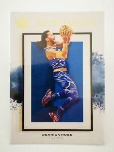 Panini Court Kings 2020-21 N31 NBA card Contemporaries #20 Derrick Rose Knicks
