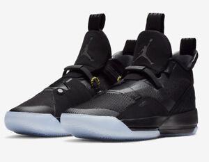 4609a27a8b8a21 New Air Jordan 33 XXXIII  Utility Blackout  - Men s Basketball Shoes ...