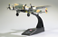 New-1-144-WWII-UK-Lancaster-Dam-Bustter-With-Bomb-Bomber-Aircraft-3D-Alloy-Model thumbnail 1
