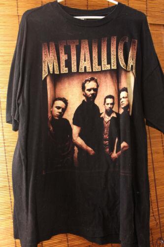 METALLICA vintage Concert Tshirt Original Bought a