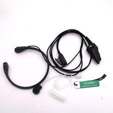 Fbi Headset Earpiece Throat Mic For Kenwood Tk 280 Tk 380 Tk 290 Tk 390 Radio