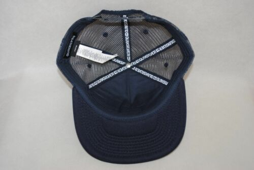 New Quiksilver Boardies Trucker Hat Merican Stripe Mesh Snapback Men/'s Hat OSFM