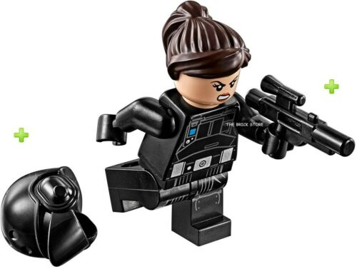 LEGO STAR WARS JYN ERSO CREW DISGUISE FIGURE NEW 75171-2017 FAST GIFT