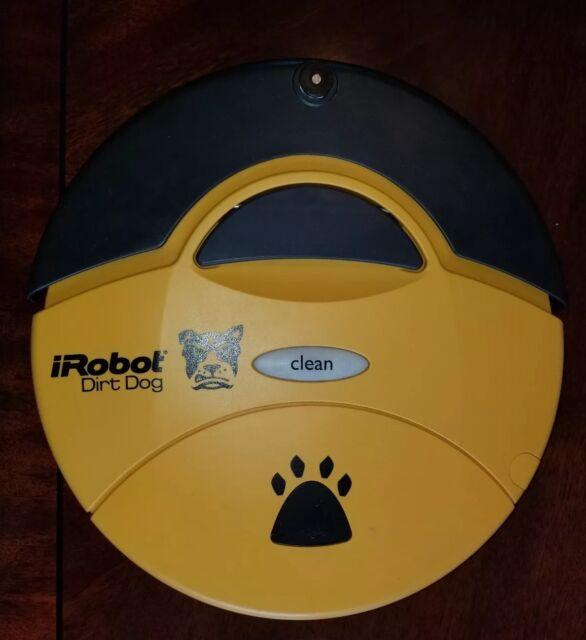 Irobot Roomba Dirt Dog Hard Floor Garage Vacuum Cleaner ...
