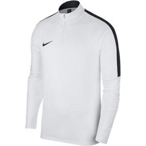 f94301bd4 Nike Academy 18 Mens 1/4 Zip Neck Long Sleeve Football Training ...