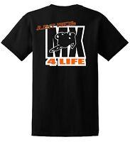Just Ride Mx 4 Life T Shirt Motocross Yzf Ktm Crf Kxf Sx Supercross Bike