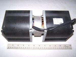Microwave Ventilation Motor and Fan Assembly Samsung SMV-260UA 120 Volt 1.30 A