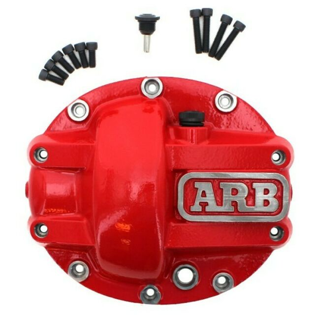 ARB 750004 Differential Cover Dana 35 for Jeep Wrangler/Cherokee/Liberty