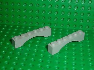 2-x-Arche-LEGO-OldGray-arch-ref-3455-sets-4483-6081-6270-6082-6074-6079-10039