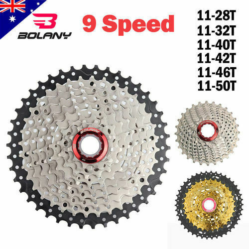 New SunRace 9 speed 11-32t Freewheel