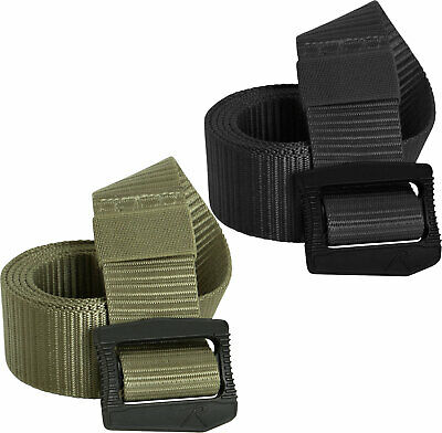 Nylon Rigger/'s Duty Belt BDU Belt with Metal Buckle