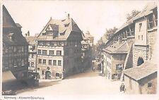 B4589 Germany Nurnberg Albrecht Durerhaus    front/back scan