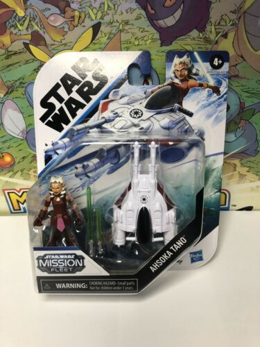 2020 Star Wars Mission Fleet-Ahsoka Tano-NEW IN HAND***