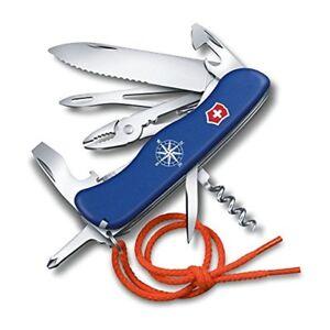Victorinox Skipper Blue Lockblade Swiss Army Knife