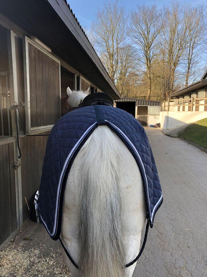 Skridttæppe, Riders by Horse lændedækken str hest