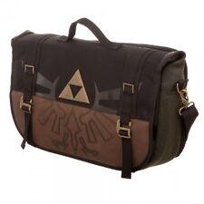 Bioworld Nintendo Zelda Video Game Classic Adult Messenger Bag MB4CRZZEL