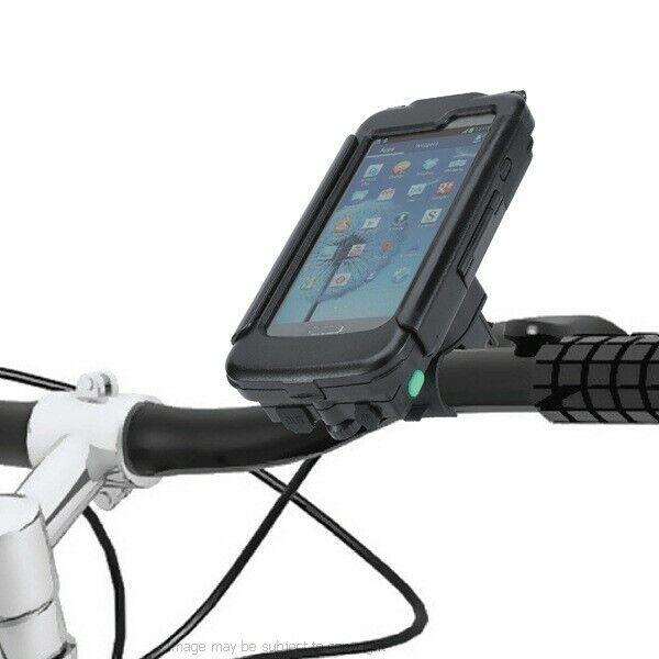TIGRA BikeCONSOLE Power Plus Galaxy S3 GTI9300 Powerosso WEATHERPROOF BIKE MOUNT