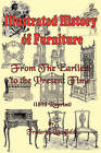 Illustrated History of Furniture: From the Earliest to the Present Time (1893 Reprint) by Frederick Litchfield (Paperback / softback, 2006)