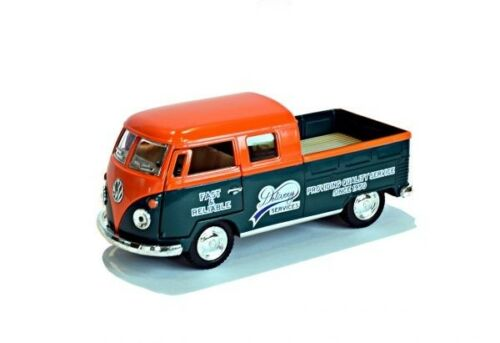 VW Bus doble cabina pick up catre 1:34