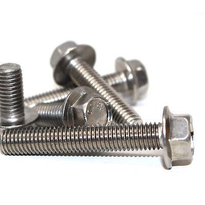 M8 // 8mm Diameter A2 Stainless Steel Set Screw Hex Head Setscrews