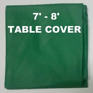GREEN-POOL-TABLE-COVER-TO-SUIT-7-8-034-TABLES-NEW