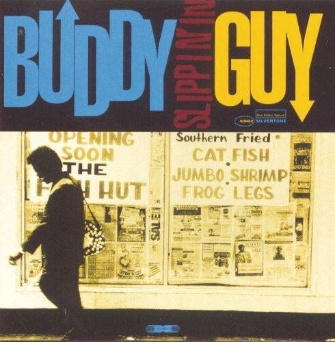 Buddy Guy - Slippin in [New CD]