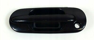 Rear Exterior Door Handle Left Side Black For Honda Civic CR-V Rover 400