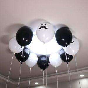 moustache-anniversaire-de-decoration-jouets-gonflables-ballons-en-latex