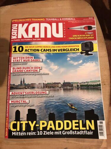 Kanumagazin Heft 6/2017 Januar/Februar
