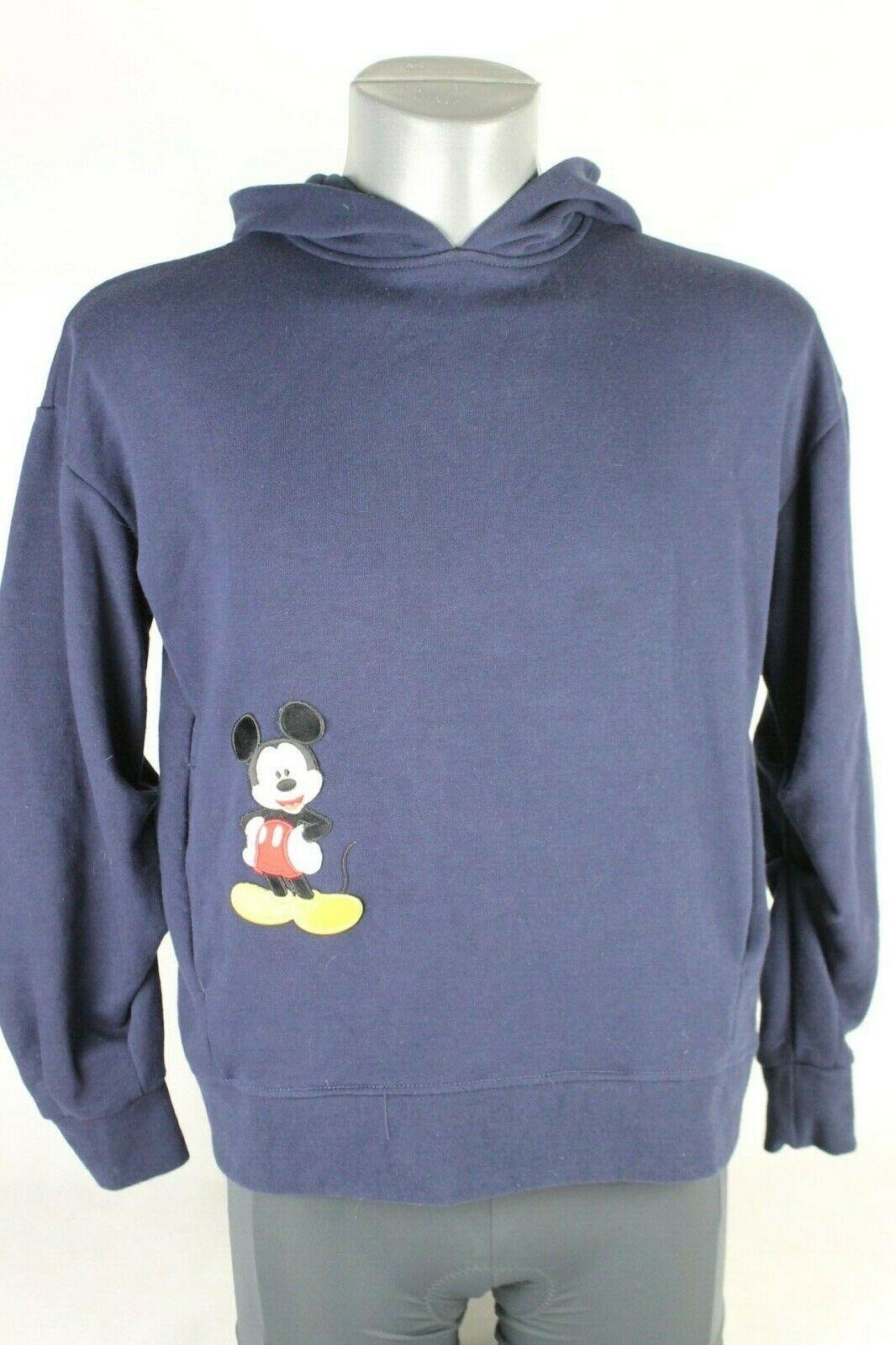 Tokyo Angel Navy Sweatshirt Hoodie Mickey Mouse Size 12