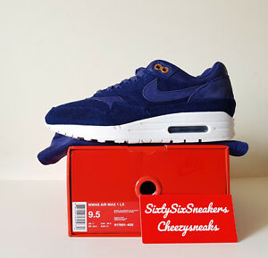 Details about Nike Air Max 1 LUX x London Cloth Company 9,5USWMNS 8US 7UK 41EU New DS
