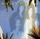 STARSHIP We Built This City The Very Best Of CD BRAND NEW Camden