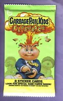 2011 Garbage Pail Kids Flashback Series 3 Unopened Sticker Pack From Box