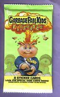 2011 Garbage Pail Kids Flashback Series 3 Unopened Sticker Pack From Box