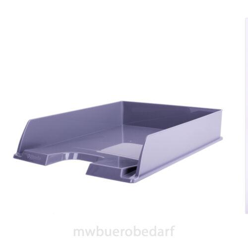Briefkörbe Briefkorb Ablagekorb Ablagen 6 Farben zur Auswahl einzeln oder 10 St.