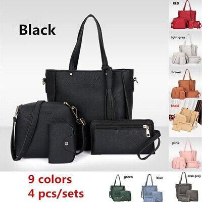 Leather Handbag Shoulder Bag Purse