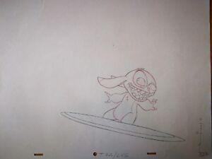 Producci Animation Walt Art Tv Disney Cel AXACqPw