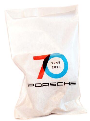10 Stück original Porsche Papiertüte 70 Jahre Porsche Tüte 23 x 15 cm paper bag