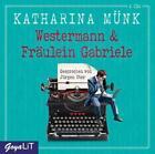 Westermann & Fräulein Gabriele von Katharina Münk (2015)