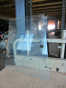 glasscheibe fenster links kabine schibefenster fendt. Black Bedroom Furniture Sets. Home Design Ideas