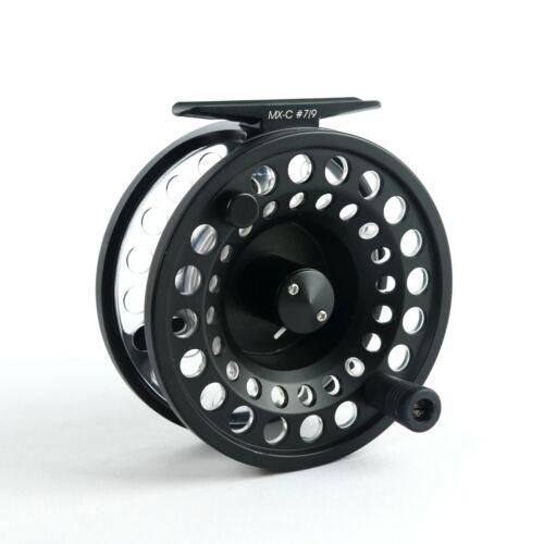 Eliteflies MX-C Noir Cassette concurrence reels 7//9 Pêche à la mouche de rechange bobines