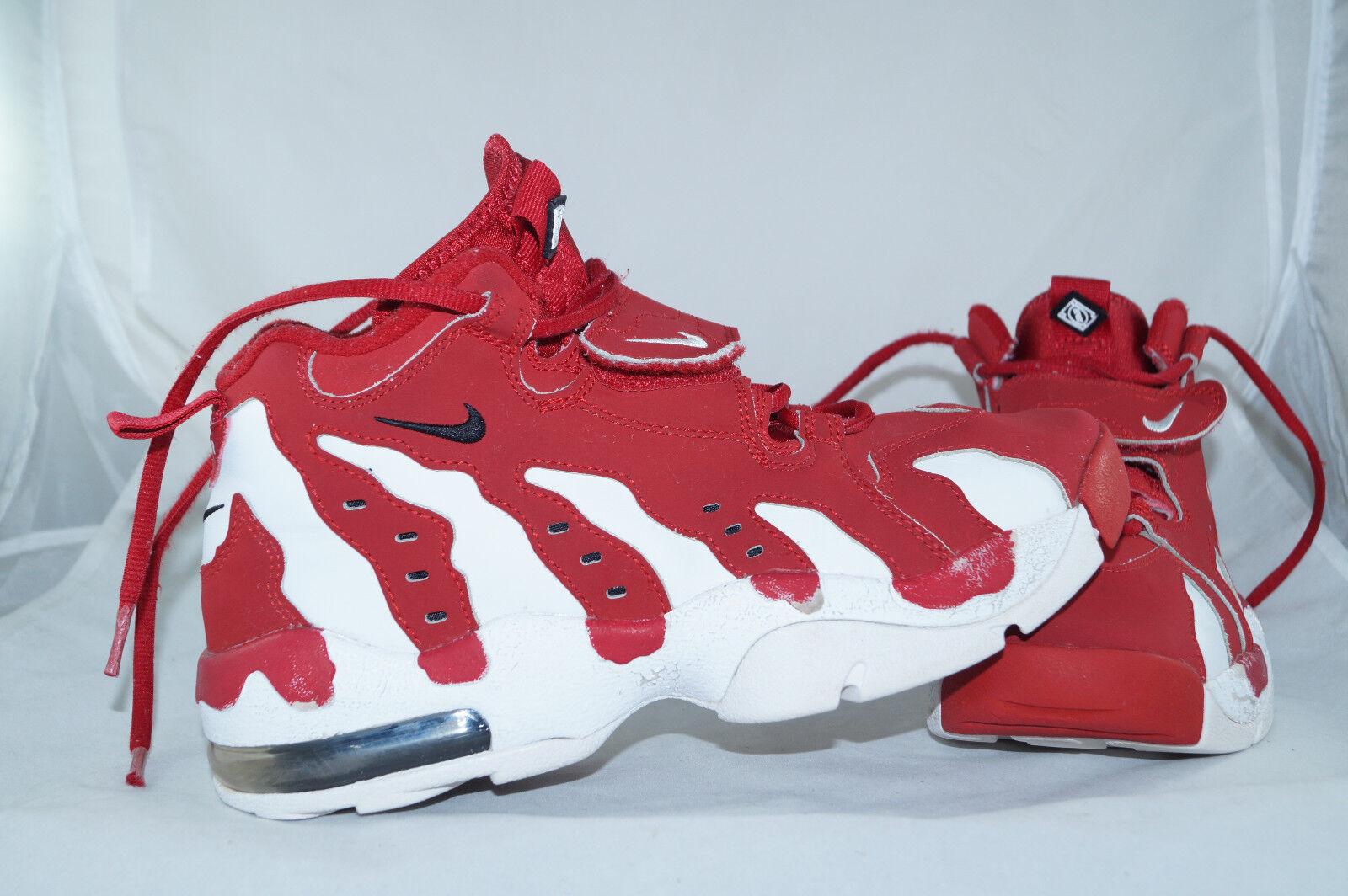 NIKE Air GR: Dt Max 96 GS GR: Air 38,5 rosso kids scarpe da corsa High Tops e9b443