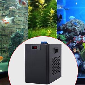 42Gal Aquarium Chiller 160L Fish Shrimp Tank Water Cooler Aquaculture Air-cooled