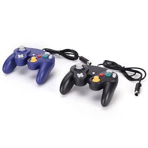 1x juego de shock Joy Pad vibración para Nintendo para Wii Gamecube ControlSC